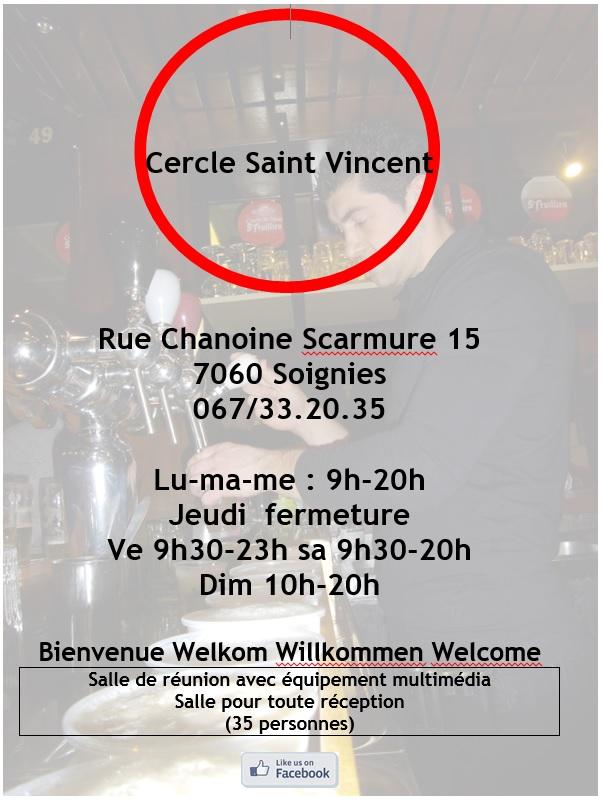 Cercle Saint-Vincent