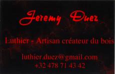 Jeremy Duez